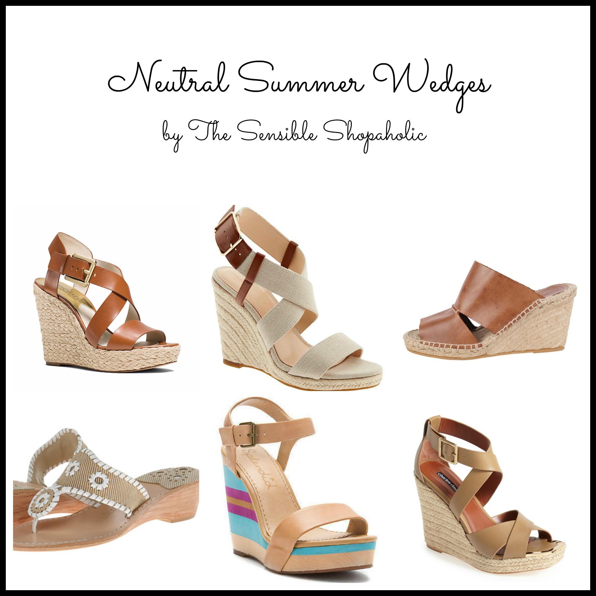 b876161f8bd Neutral Summer Wedges - The Sensible Shopaholic